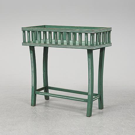 Blombord, omkring 1900-.