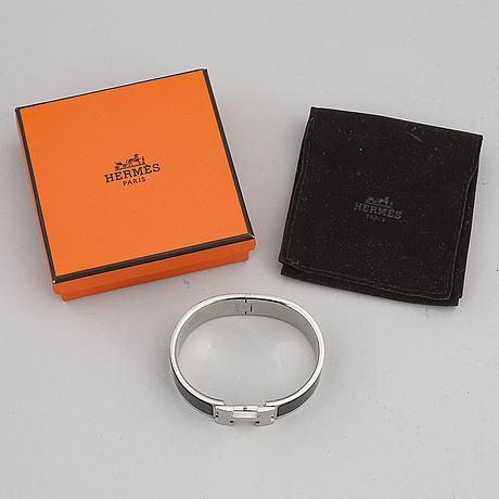 HermÈs, bracelet, 'clic h'.