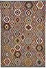 A carpet, kilim, ca 291 x 196 cm.