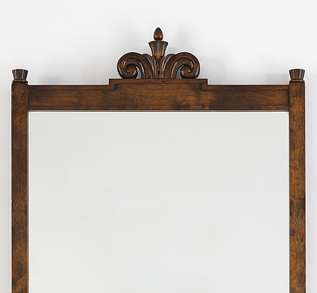 A mirror, first half of the 20th century.