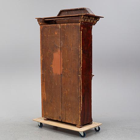 KronskÅp, allmoge, ca år 1800.