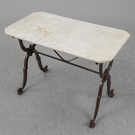 TrÄdgÅrdsbord, corné & cie, toulouse, omkring 1900.