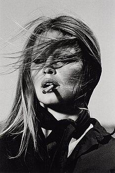 "1060. Terry O'Neill, ""Brigitte Bardot, Spain, 1971""."