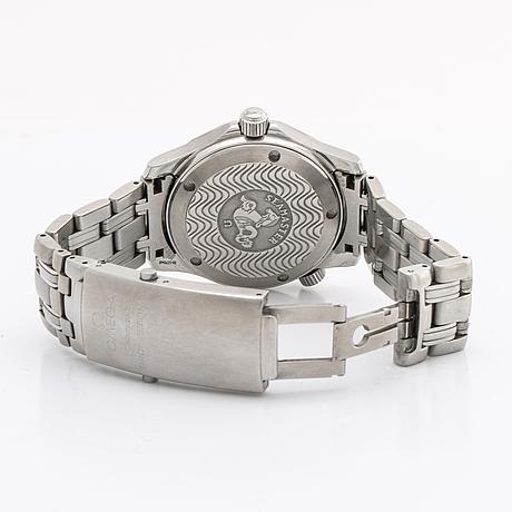 Omega, seamaster, professional, wristwatch, 36 mm.