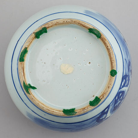A set of chinese porcelain, 19/20 century.