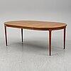 Matbord, möbelfabriken linden, 1900-talets andra hälft.