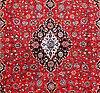 A carpet, kashan, ca 392 x 296 cm.
