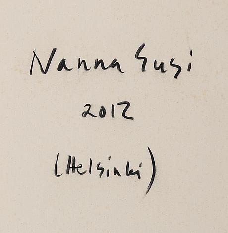 """Nanna susi,""""charmed""""."""
