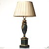 A french 19th century table lamp.