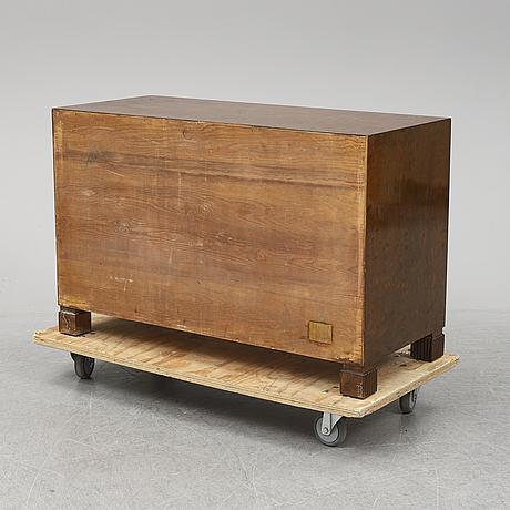 Axel larsson, a chest of drawers, for svenska möbelfabrikerna, 1930s.