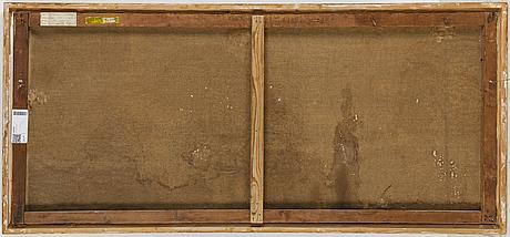 Nils tydÉn, oil on canvas, signed.