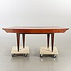 A writing desk second half of 20th century.