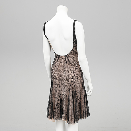 Galliano, dress, size 40.