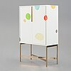 "Thomas sandell, a ""dottie"" cabinet for firma svenskt tenn 2004. no 2 in an edition of 10."
