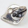 Samling silversmycken, 5 broscher, 2 par manschetter, 13 par örhängen, garnityr armband+ 2 par örhängen.