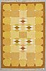 Matta. rölakan, signerad is (ingegerd silow), ca 286 x 193 cm.