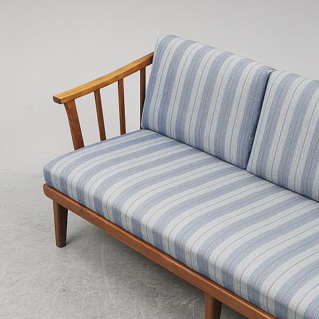 Carl malmsten, a'visingsö' beech sofa.