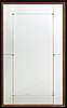 Spegel, möjligen hovmantorp, 1960/70-tal.