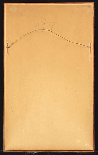 Mirror, possibly hovmantorp, 1960/70:s, sweden.