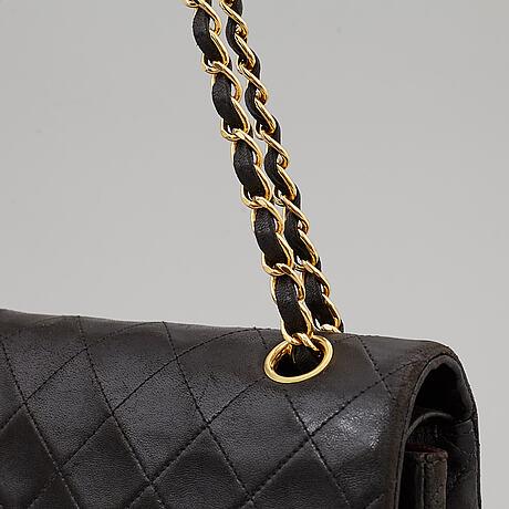 Chanel, 'double flap bag', 1997-1999.