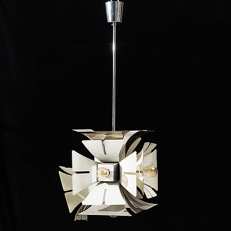 A 1070's ceiling light, probably italy.