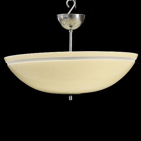 A 1930/40's ceiling light.