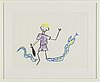 Stig claesson, pastel drawing.