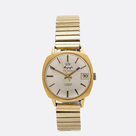 Magnific, wristwatch, 32 mm.