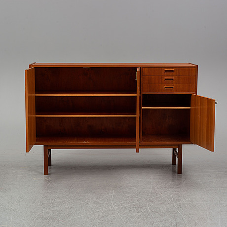 A 1950/60's teak sideboard.