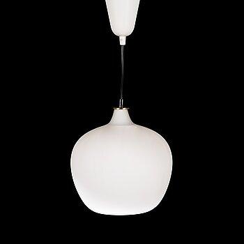 TAPIO WIRKKALA, a mid-20th-century '51129' pendant light for Iittala/Idman.
