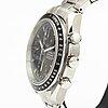 Omega, speedmaster, wristwatch, 40 mm.