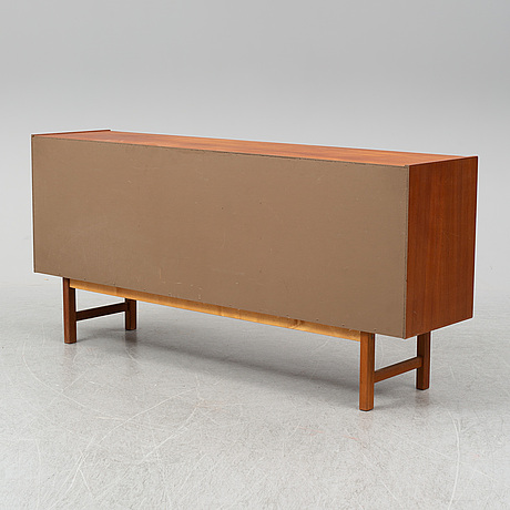 A sideboard from the second half of the 20th century.