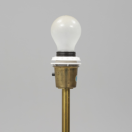 A flor lamp by möller armatur, eskilstuna.