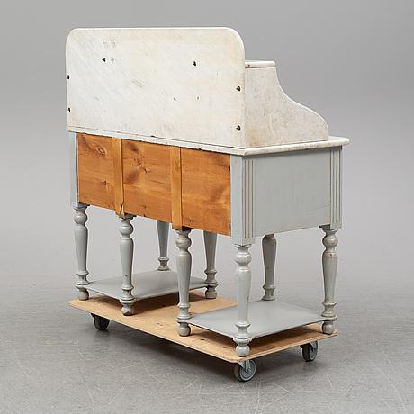 A desk from around 1900.