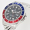 "Rolex, gmt-master ii, ""fat lady"", wristwatch, 40 mm."