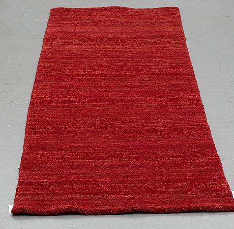 A carpet, orientalisk ca 205 x 84 cm.