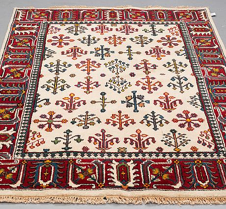 A rug joshagan design, ca 200 x 140 cm.