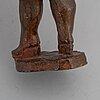 Edvin ÖhrstrÖm, skulptur, brons, signerad och daterad 1942.