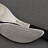 Folke arstrÖm, 56 'focus de luxe' stainless steel cutlery, gense.