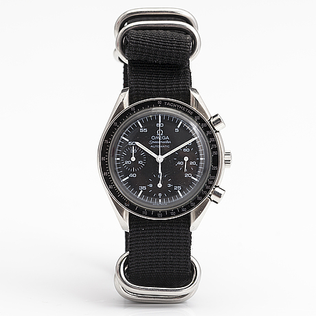 Omega, speedmaster, reduced, rannekello, 39 mm.