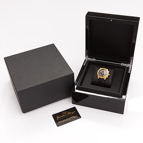 Breitling, windrider, chronomat, kronografi, rannekello, 40 mm.