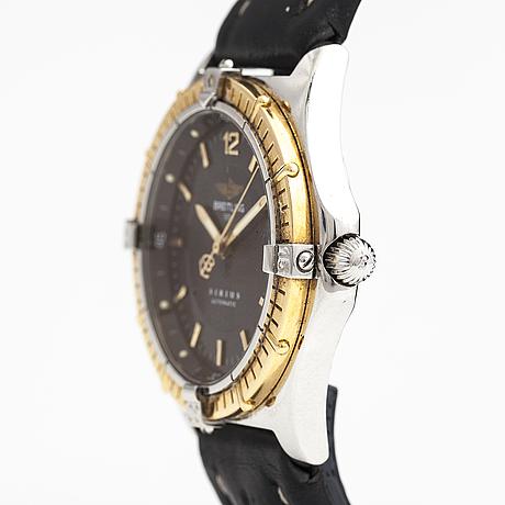 Breitling, sirius, wristwatch, 36.5 mm.