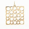 Liisa vitali, a 14k gold pendant. westerback, helsinki.