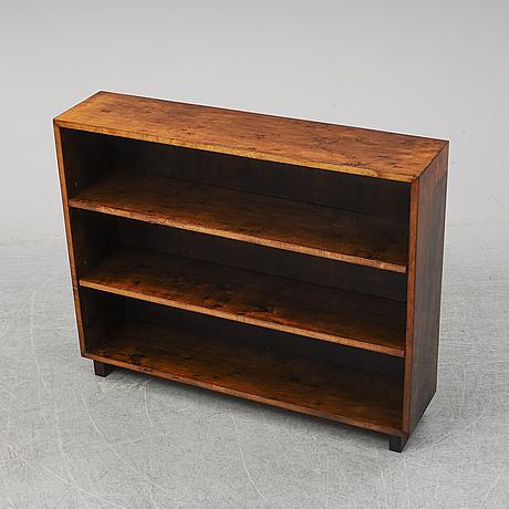 A 1930's birch book shelf.