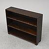 A 1930/40's birch book shelf.
