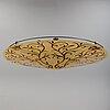 Plafondlampa, sent 1900-tal.