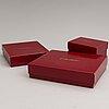 """Cartier, barnservis, 4 delar porslin, """"la maison des enfants."""