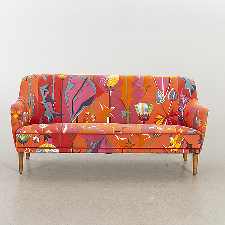A mid 20th century couch.
