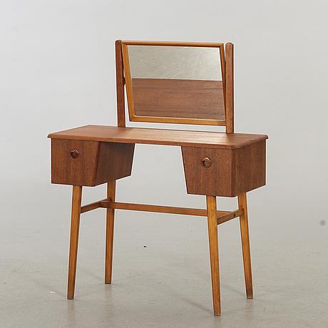 Sminkbord 1950/60-tal.