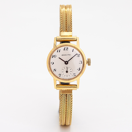 Zenith, armbandsur, 20 mm.